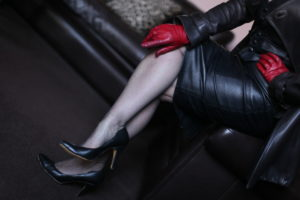 Under Heel Foot Fetish Domination