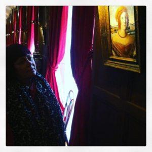 Cultured London Mistress