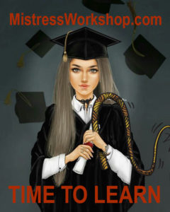 Mistress Workshop 2020 dates