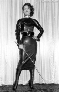 Old school traditional mistress