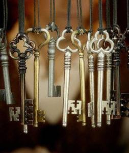 London Chastity Key Holder