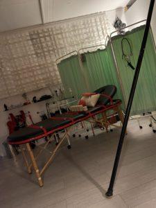 My medical installation