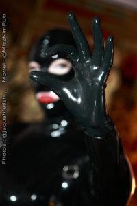London Rubber Latex Mistress